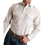 Roper Classic Stripe Shirt - Snap Front, Long Sleeve (For Men and Big Men)