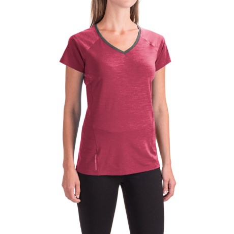 Icebreaker Cool-Lite Spark Shirt - UPF 30+, Merino Wool, Short Sleeve (For Women)