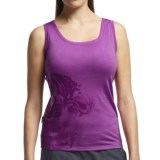Icebreaker Tech Lite Iris Tank Top - UPF 20+, Merino Wool (For Women)