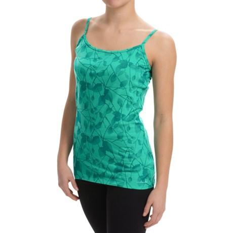 Icebreaker Siren Flower Camisole - Merino Wool (For Women)