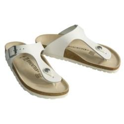 Birkenstock Gizeh Leather Sandals (For Women)