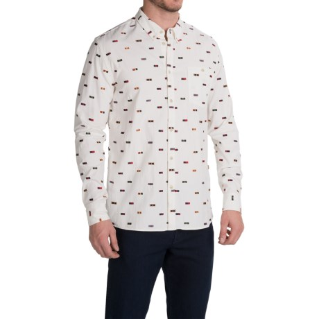 Barbour Medal Shirt - Cotton Chambray, Long Sleeve (For Men)