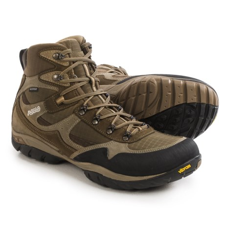 Asolo Reston WP Hiking Boots - Waterproof, Suede (For Men)