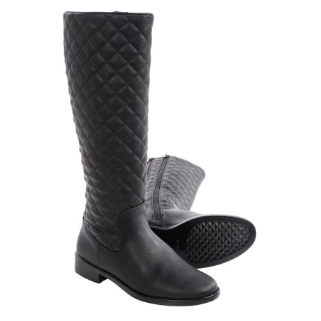 Aerosoles Establish Quilted Riding Boots (For Women)