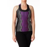 Moxie Cycling T-Back Cycling Jersey - Scoop Neck (For Women)