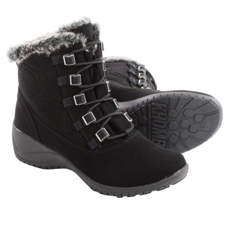 Khombu Annie Snow Boots - Waterproof, Insulated (For Women)