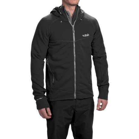 Rab Polartec® Power Stretch® Pro Fleece Hoodie (For Men)