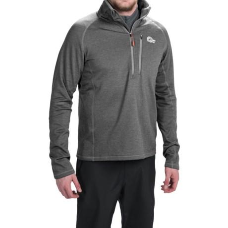 Lowe Alpine DryFlo® Expedition Fleece Pullover Jacket - Zip Neck (For Men)