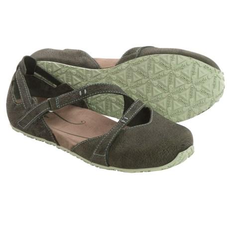 Ahnu Tullia Shoes - Nubuck (For Women)