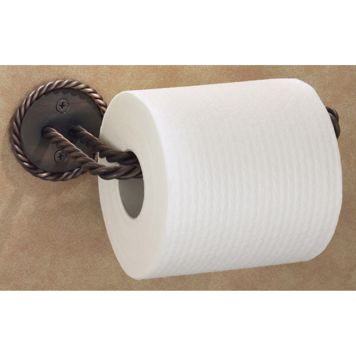 Interdesign toilet paper holder verona bath collection for Design your own toilet paper