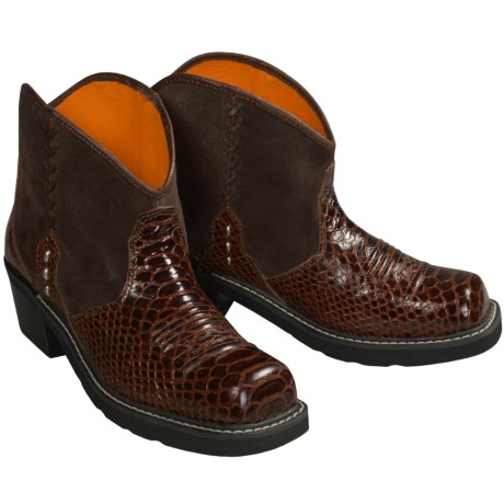 Ariat Shortie Boots - Doll Baby (For Women)