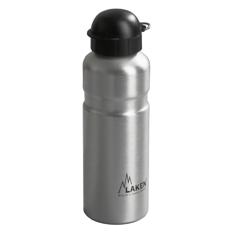 Laken HIT Aluminum Water Bottle - 0.75 Liter 1049M