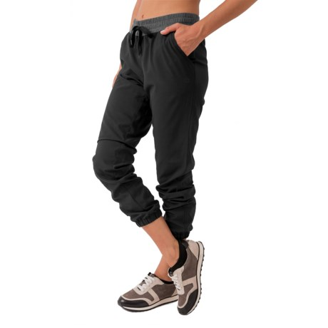 RBX Stretch-Woven Joggers (For Women)