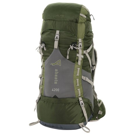 ALPS Mountaineering Shasta 4200 Backpack - Internal Frame
