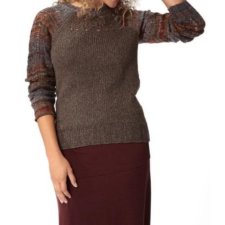 Royal Robbins Helium Sweater - Crew Neck (For Women)