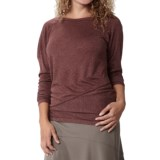 Royal Robbins Mission Knit Shirt - Long Sleeve (For Women)