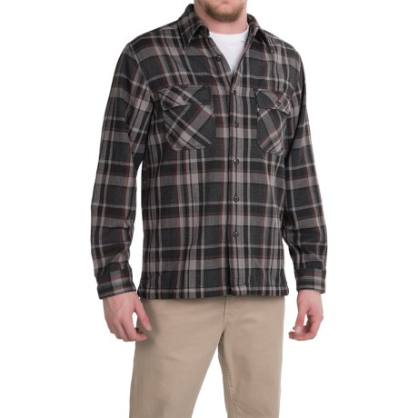 Royal Robbins Log Jam Flannel Shirt - UPF 50+, Long Sleeve (For Men)