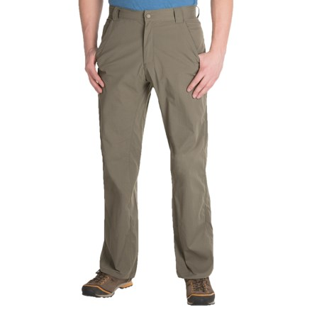 Royal Robbins Traveler Stretch Pants - UPF 50+ (For Men) in Everglade - Closeouts