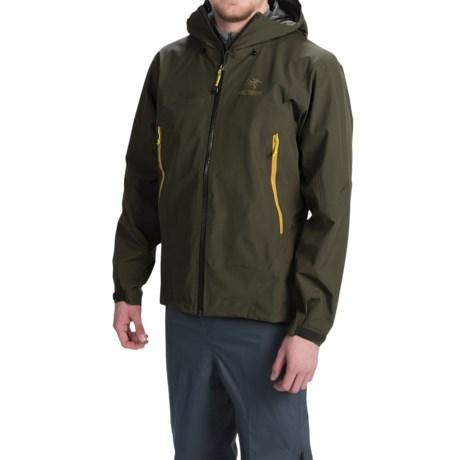 Arc'teryx Zeta AR Gore-Tex® Hooded Jacket - Waterproof (For Men)