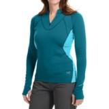 Arc'teryx Arc'teryx Cyclic Shirt - Zip Neck, Long Sleeve (For Women)