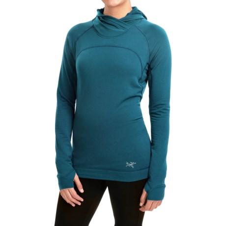 Arc'teryx Thaleia Polartec® Power Dry® Fleece Hoodie (For Women)
