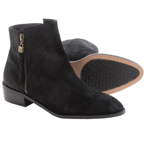 Elliott Lucca Rosaria Ankle Boots - Oiled Suede (For Women)