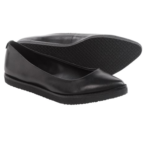 Elliott Lucca Bala Ballet Flats - Leather (For Women)