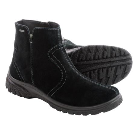 Ara Pilar Gore-Tex® Suede Winter Boots - Waterproof, Fleece Lined (For Women)