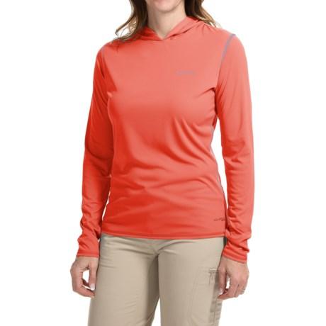 Simms SolarFlex Hoodie Shirt - UPF 50+, Long Sleeve (For Women)