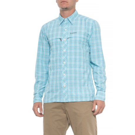Simms Stone Cold Shirt - UPF 30+, Long Sleeve (For Men)