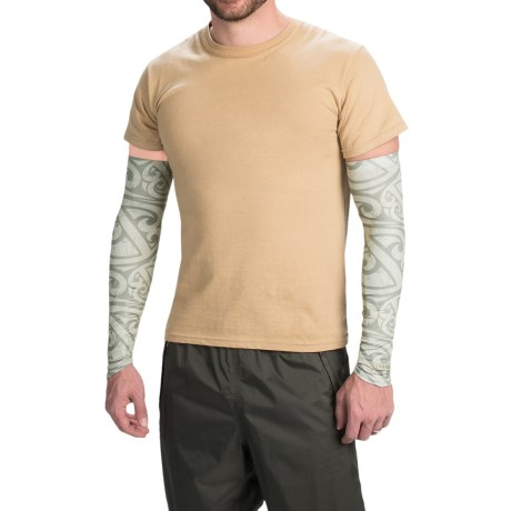 Simms SunSleeves - UPF 50 (For Men and Women)