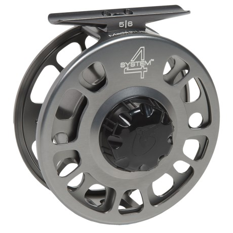Scientific Anglers System 4 Fly Fishing Reel - 5/6wt