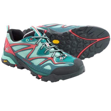 Merrell Capra Sport Hiking Shoes (For Women)
