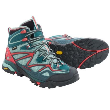 Merrell Capra Mid Sport Gore-Tex® Hiking Boots - Waterproof (For Women)