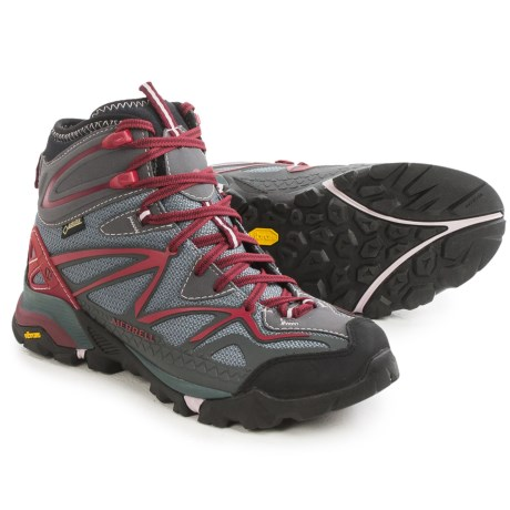 Merrell Capra Mid Sport Gore-Tex® Hiking Boots - Waterproof (For Women)