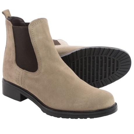 The Flexx Shetland Chelsea Boots - Suede (For Women)