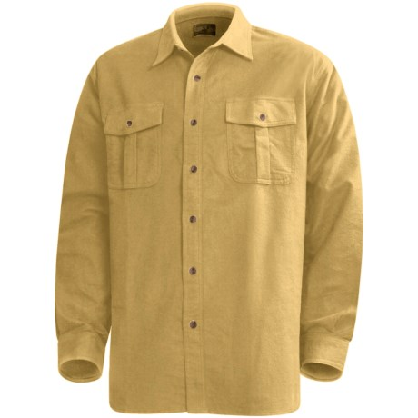 Order up a size heavy shrinkage moose creek hike 9 oz for 9 oz flannel shirt