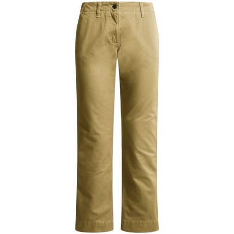 Mountain Khakis Teton Pants - Cotton Twill (For Women)