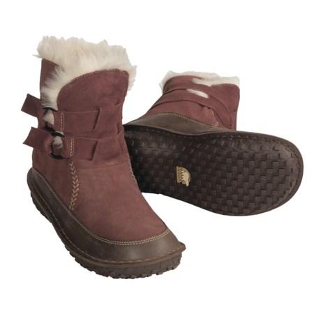 Cute Womens Winter Boots Waterproof | Santa Barbara Institute for ...