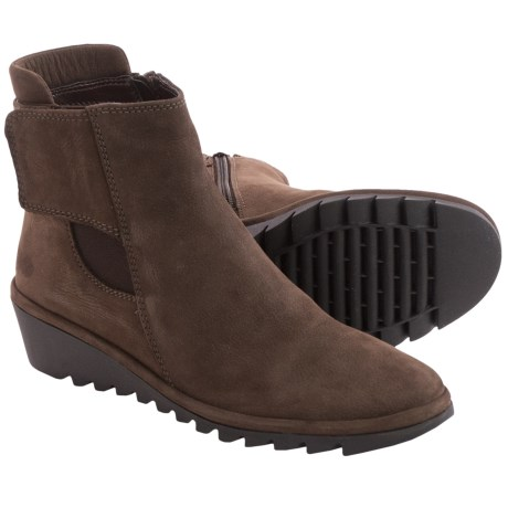 The Flexx Malificent Suede Boots (For Women)