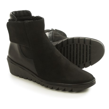 The Flexx Malificent Suede Boots (For Women)