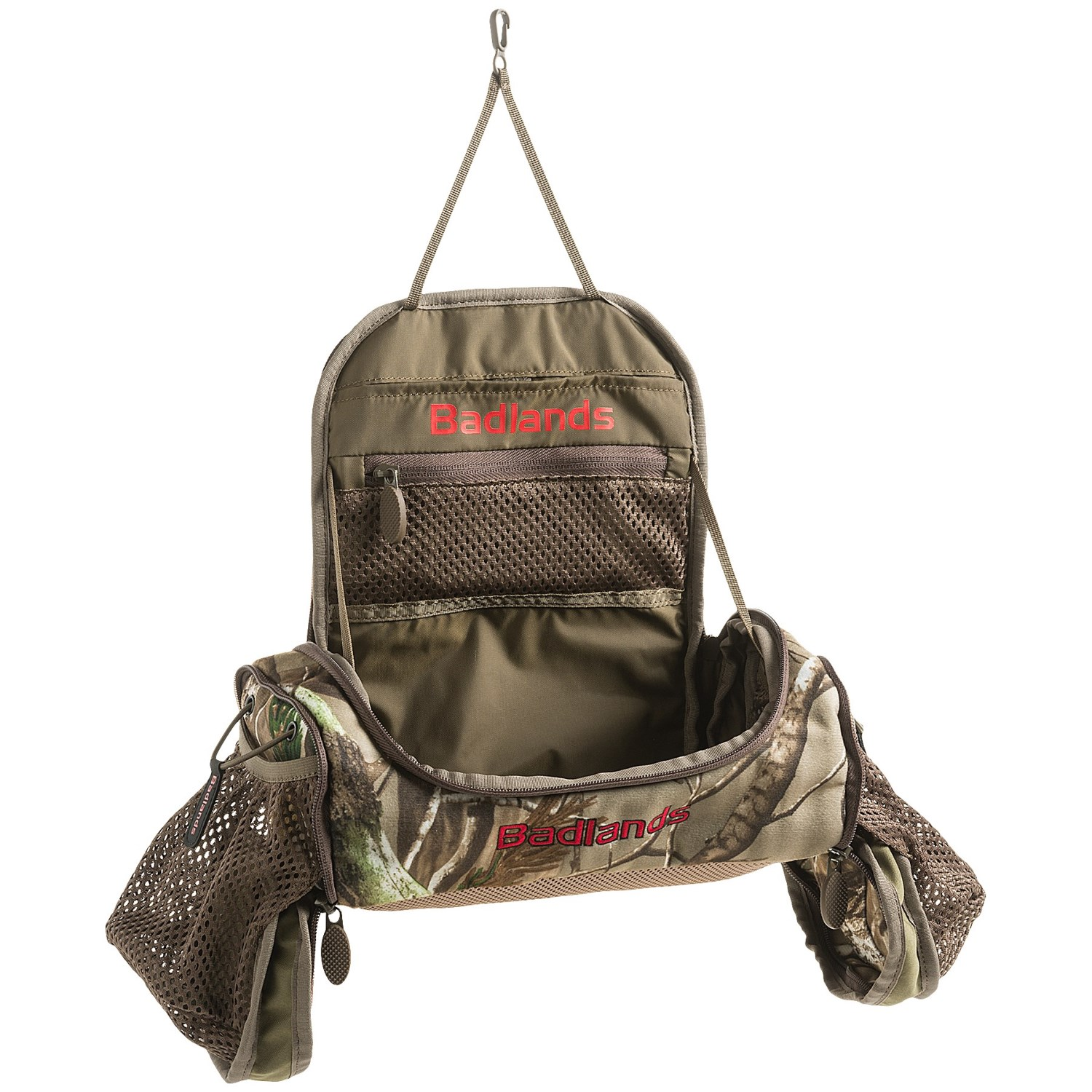 Badlands tree stand organizer pack 105ax save 40 for Stand pack