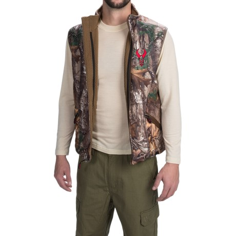 Badlands Kinetic Vest - Fleece Lined (For Men)