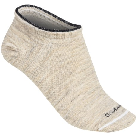 Goodhew Diamond in the Rough Socks - Cashmerino Rayon, Ankle (For Women)