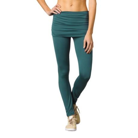 prAna Remy Leggings - Skirt Overlay (For Women)