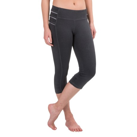 prAna Freya Knicker Capris - Low Rise (For Women)