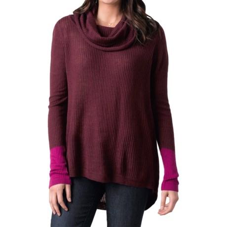 prAna Rochelle Sweater - Wool Blend, Cowl Neck (For Women)