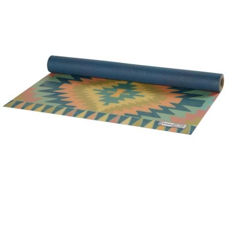 prAna Belize Printed Xtra Lite Yoga Mat - 1.5mm