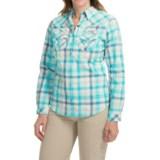 Columbia Sportswear Beadhead Omni-Wick® Fishing Shirt - UPF 30, Long Sleeve (For Women)