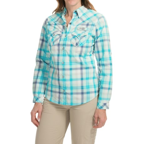Columbia Sportswear Beadhead Omni-Wick® Fishing Shirt - UPF 30, Long Sleeve (For Women)
